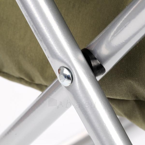 Metalinė sulankstoma kėdė su krepšiu Paveikslėlis 4 iš 5 310820091313