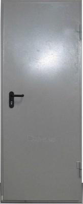 Metāla durvis 960x2060mm, viegla konstrukcija Paveikslėlis 1 iš 2 237930200027
