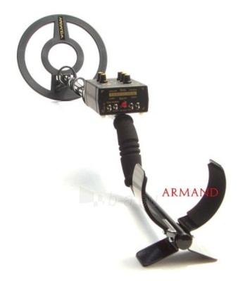 Metal detector Armand Prospector England Paveikslėlis 1 iš 1 250530800008