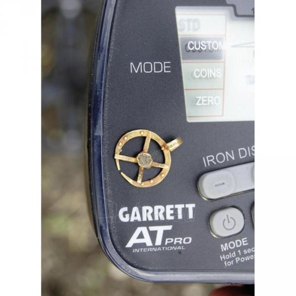 Metāla detektors Garrett AT Pro International Paveikslėlis 10 iš 13 250530800056