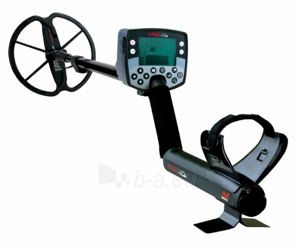 Metāla detektors Minelab E-TRAC RUS PRO PACK Paveikslėlis 1 iš 1 250530800156