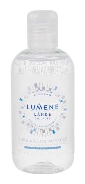 Micelinis vanduo Lumene Lahde Pure Arctic Miracle Micellar Water 250ml Paveikslėlis 1 iš 1 310820169090