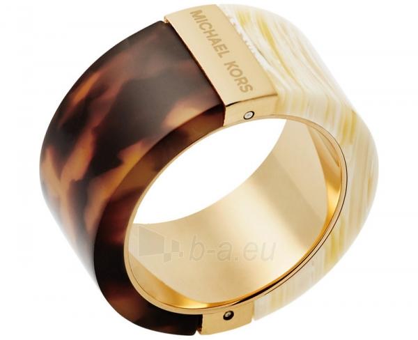 Michael Kors masyvus ring MKJ5301710 (Dydis: 53 mm) Paveikslėlis 1 iš 1 310820023358