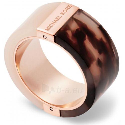 Michael Kors masyvus žiedas MKJ5307791 (Dydis: 54 mm) Paveikslėlis 1 iš 1 310820023324