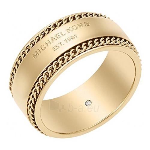 Michael Kors žiedas MKJ5892710 (Dydis: 55 mm) Paveikslėlis 1 iš 2 310820048917