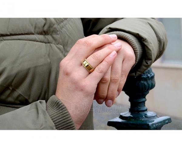 Michael Kors žiedas MKJ5892710 (Dydis: 55 mm) Paveikslėlis 2 iš 2 310820048917