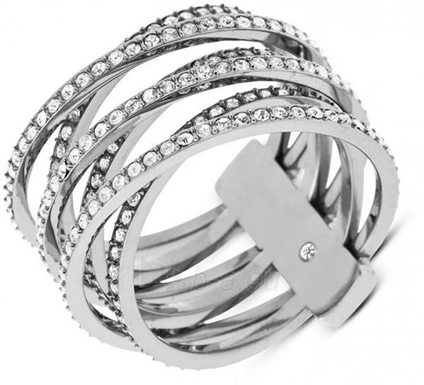 Michael Kors žiedas su kristalais MKJ4423040 (Dydis: 54 mm) Paveikslėlis 2 iš 2 310820048910