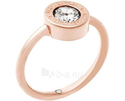 Michael Kors žiedas su kristalais MKJ5345791 (Dydis: 53 mm) Paveikslėlis 1 iš 1 310820023319