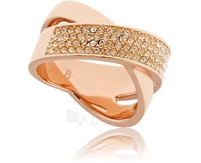 Michael Kors žiedas su kristalu MKJ2869791 (Dydis: 54 mm) Paveikslėlis 1 iš 1 310820041145