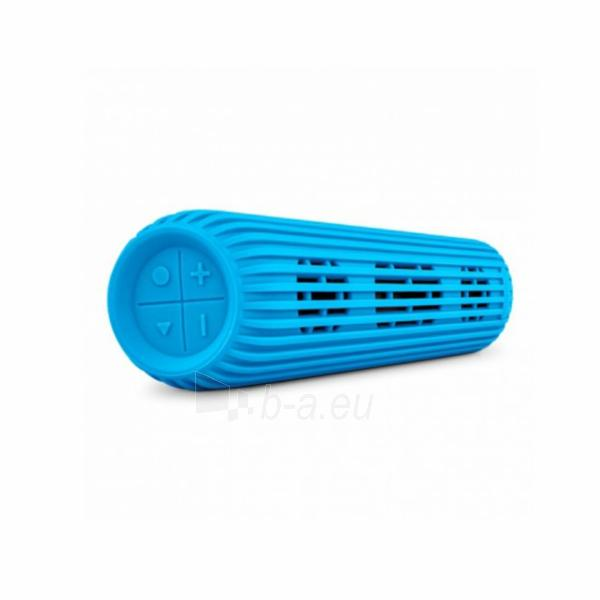 Nešiojama kolonėlė Microlab D21 Portable Bluetooth Speakers/ 7W RMS (3.5W + 3.5W) RMS/ Bluetooth 4.0/ FM-Radio/ Waterproof, Shockproof, Dust-proof, Silicone Shell/ MicroSD Card Slot/ Built-in Microphone/ USB Rechargeable 1200mA Battery/ Black Paveikslėlis 1 iš 1 310820003846