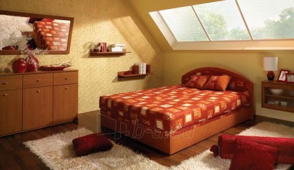 Miegamojo lova Ameli 160 Paveikslėlis 1 iš 4 250432000078
