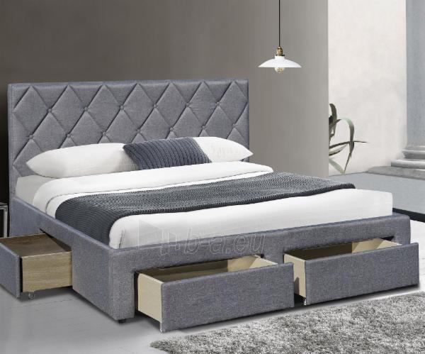 Miegamojo lova BETINA 160 Paveikslėlis 2 iš 15 310820132429