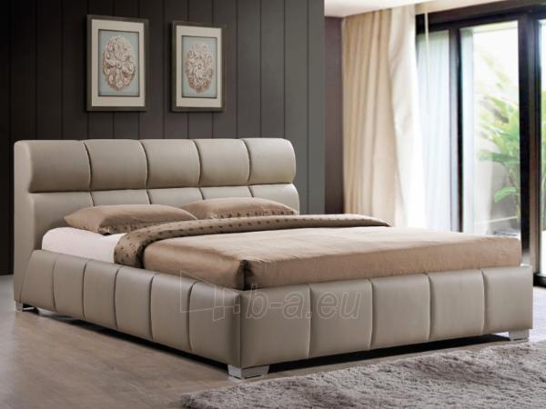 Miegamojo lova Bolonia 160 Paveikslėlis 1 iš 1 250432000303