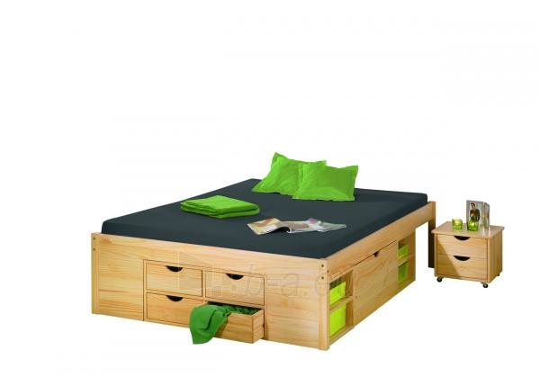 Bed CLASS 140x190 Paveikslėlis 1 iš 4 250432000089