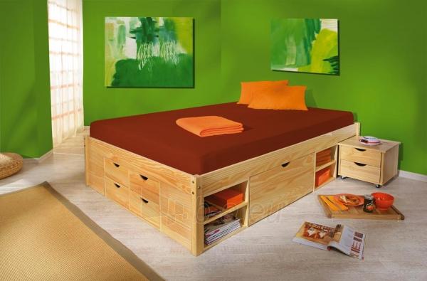 Miegamojo lova CLASS 180x200 Paveikslėlis 1 iš 7 250432000090