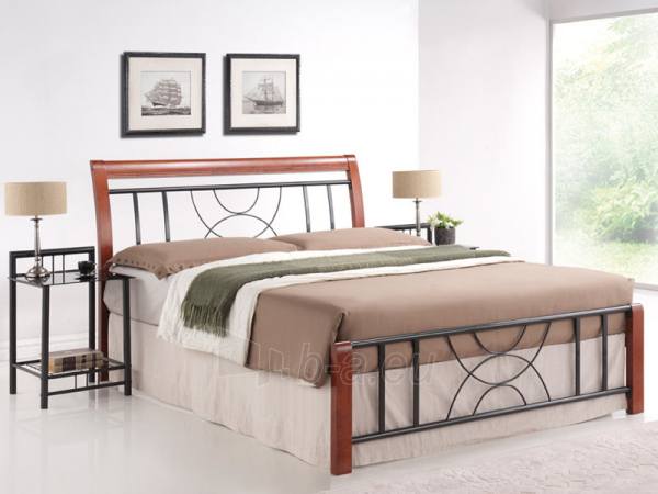 Miegamojo lova Cortina 160 Paveikslėlis 1 iš 2 250432000027