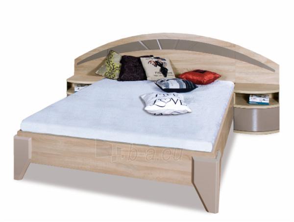 Miegamojo lova DL2-1 Paveikslėlis 1 iš 3 250432000074