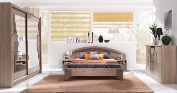 Miegamojo lova DL2-1 Paveikslėlis 3 iš 3 250432000074