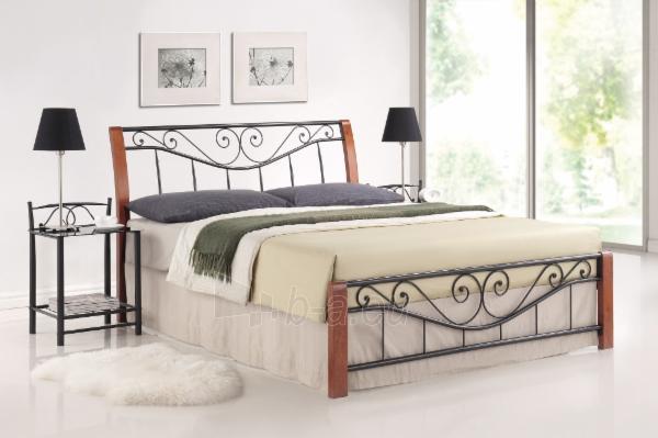 Miegamojo lova Parma 140 Paveikslėlis 1 iš 1 250432000362