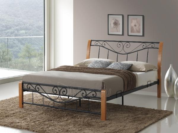 Miegamojo lova Parma 160 Paveikslėlis 3 iš 3 250432000010