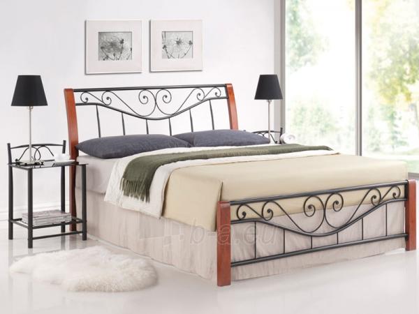 Miegamojo lova Parma 160 Paveikslėlis 1 iš 3 250432000010