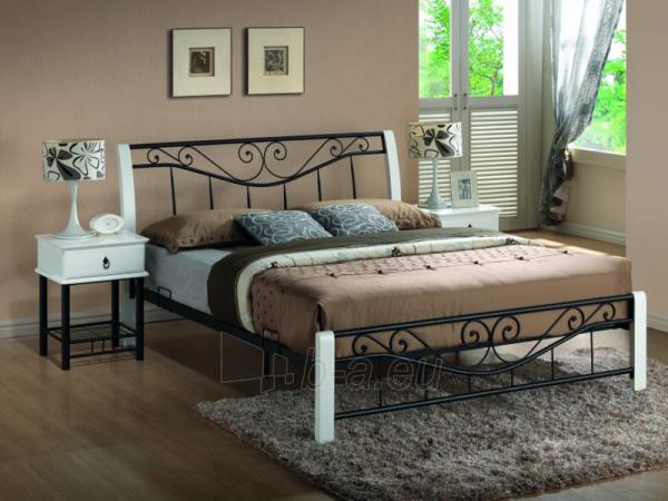 Miegamojo lova Parma 160 Paveikslėlis 2 iš 3 250432000010