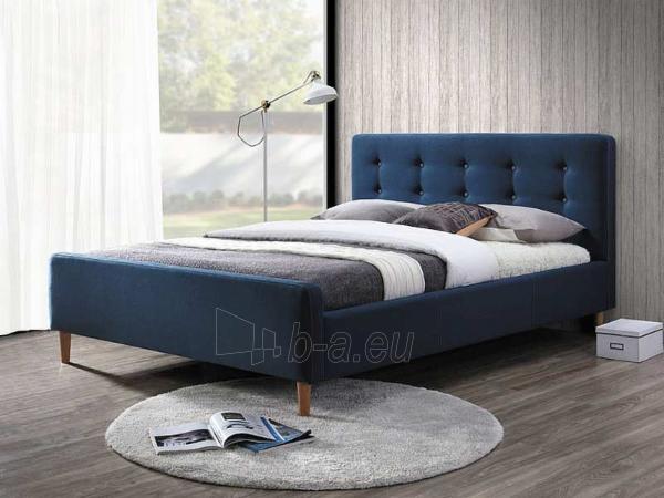 Miegamojo lova Pinko 160 mėlyna Paveikslėlis 2 iš 2 310820123730