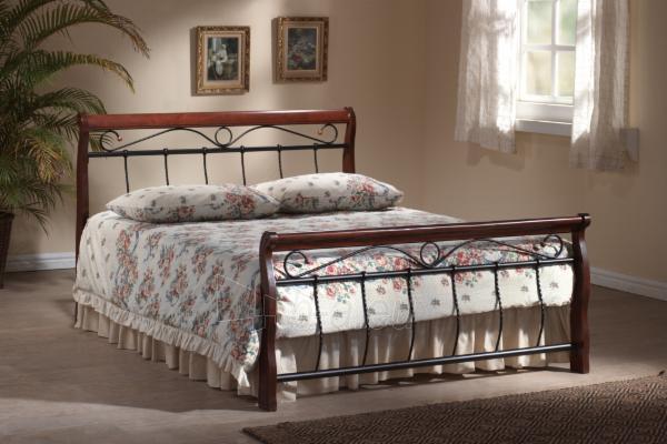 Miegamojo lova Venecja bis 160 Paveikslėlis 1 iš 2 250432000378