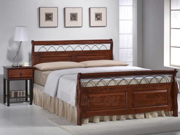 Miegamojo lova Verona 160 Paveikslėlis 1 iš 1 250432000043