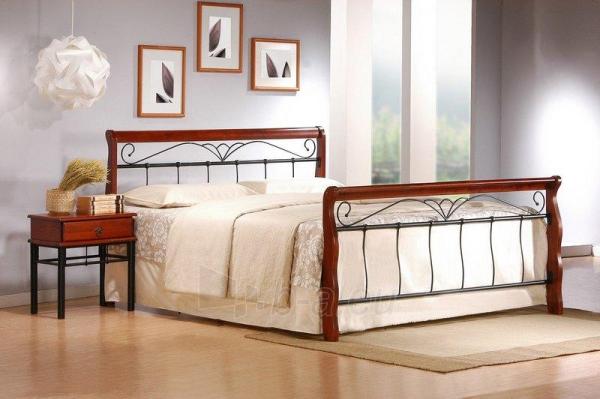 Miegamojo lova Veronica 180 Paveikslėlis 1 iš 1 250432000068