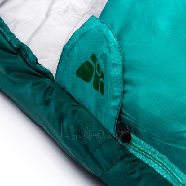 Miegmaišia METEOR INDUS Šviesiai žalias/žalias Paveikslėlis 7 iš 14 310820216411