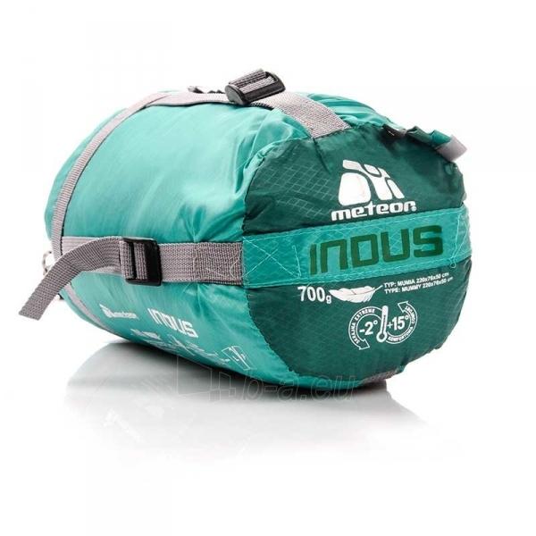 Miegmaišia METEOR INDUS Šviesiai žalias/žalias Paveikslėlis 4 iš 14 310820216411