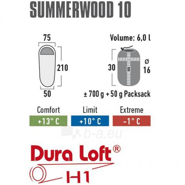 Miegmaišis High Peak Summerwood 210x75x50 20100 Paveikslėlis 5 iš 5 310820216429