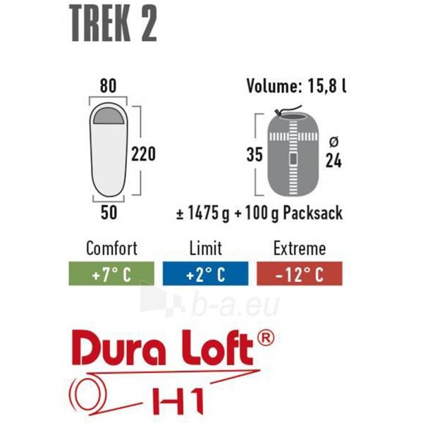 Miegmaišis High Peak Trek 2 220x80x50 23095 Paveikslėlis 5 iš 5 310820216431