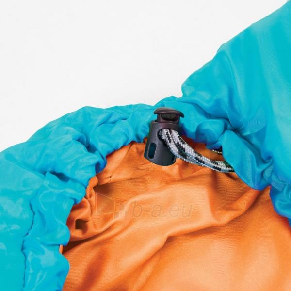 Miegmaišis KIDS II mėlyna/oranžinė Paveikslėlis 2 iš 2 310820103195