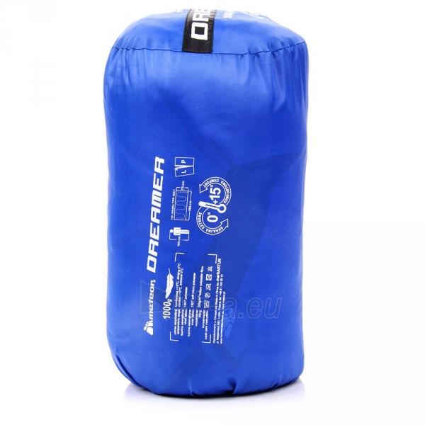 Miegmaišis METEOR DREAMER dark blue/black Paveikslėlis 5 iš 5 310820180099