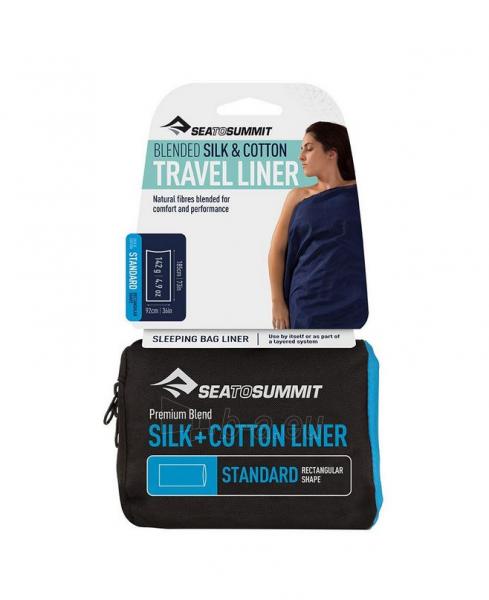 Miegmaišis Silk-cotton liner standard Paveikslėlis 1 iš 1 310820228764