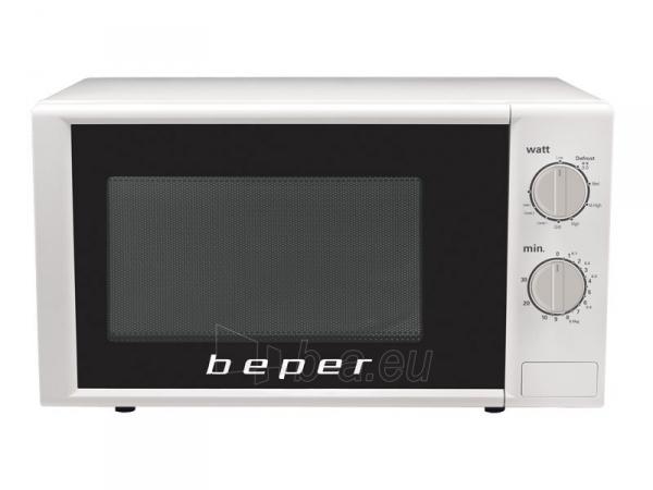Mikrobangų krosnelė Beper BF.551 Paveikslėlis 1 iš 1 310820216959