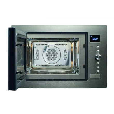 Mikrobangų krosnelė Caso Microwave Oven EMCG 32 Built-in, 32 L, Grill, Convection, Manual operation, 1000 W, Stainless steel, No Defrost Paveikslėlis 4 iš 4 310820216524