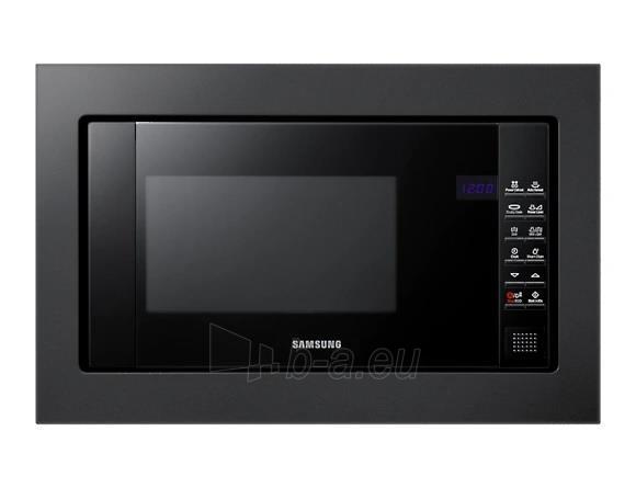 Mikrobangų krosnelė Microwave oven Samsung FG77SUB Paveikslėlis 1 iš 2 310820196647