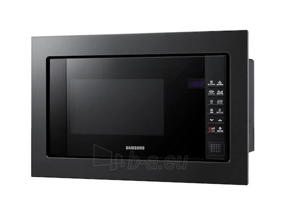 Mikrobangų krosnelė Microwave oven Samsung FG77SUB Paveikslėlis 2 iš 2 310820196647