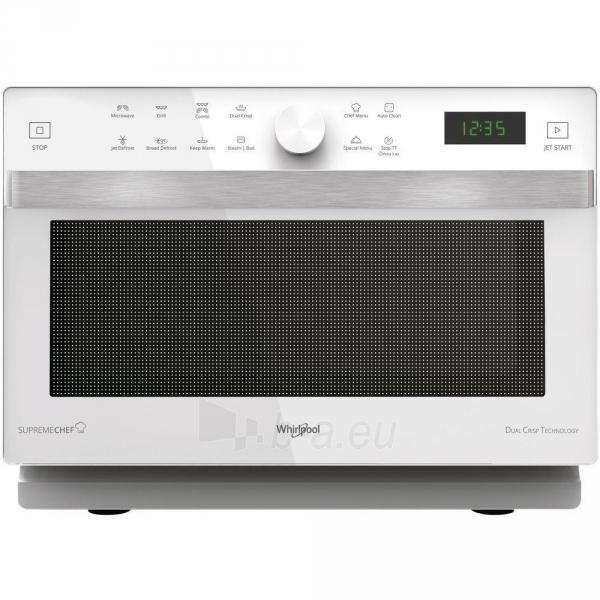 Mikrobangų krosnelė Microwave oven Whirlpool MWP337W | 33 l. 900W Grill Paveikslėlis 1 iš 4 310820172999