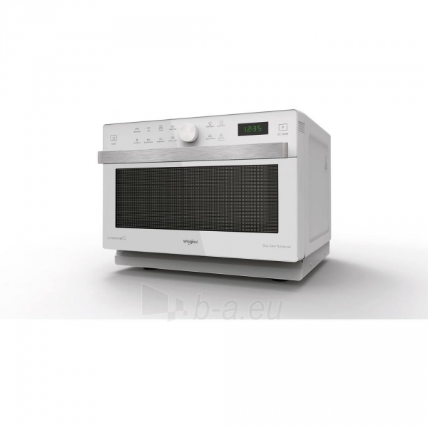 Mikrobangų krosnelė Microwave oven Whirlpool MWP337W | 33 l. 900W Grill Paveikslėlis 2 iš 4 310820172999