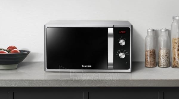 Mikrobangų krosnelė Samsung MS23F300EEK/OL Paveikslėlis 3 iš 4 310820229446