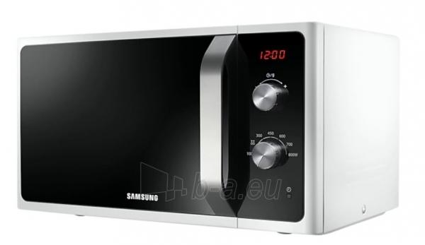 Mikrobangų krosnelė Samsung MS23F300EEW/OL Paveikslėlis 2 iš 4 310820229447