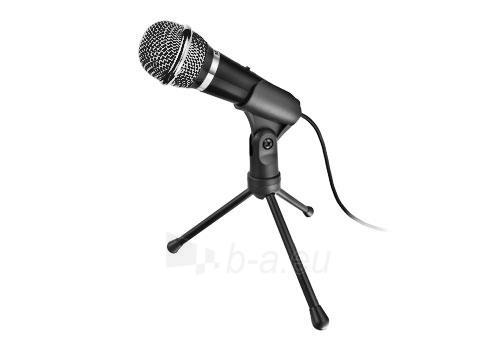 Mikrofonas Trust Starzz Paveikslėlis 2 iš 2 250255090810