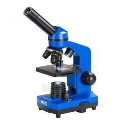 Mikroskopas Biolight100 mėlynas Paveikslėlis 1 iš 1 310820198489