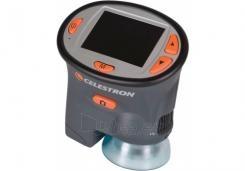 Mikroskopas video LCD Paveikslėlis 1 iš 1 310820215693