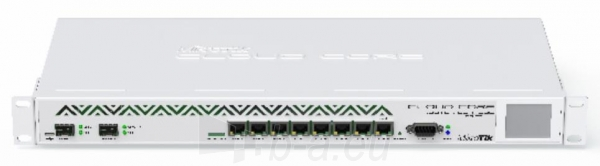 MikroTik CCR1036-8G-2S+EM L6 36xCore 1.2GHz 16GB RAM, 8xGig LAN, 2xSFP+ 10GbE Paveikslėlis 1 iš 2 250257100618