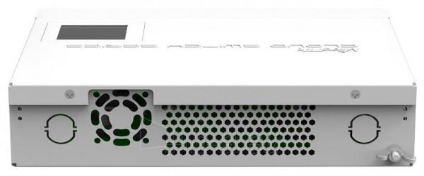 MikroTik CRS210-8G-2S+IN L5 8xGig LAN, 1xSFP/SFP+, 1xSFP+ LCD, Desktop case Paveikslėlis 2 iš 2 250257100380